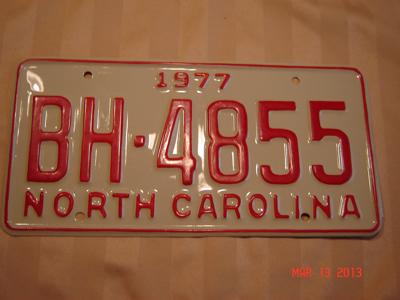 Picture of 1977 North Carolina Truck #BH-4855