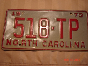 Picture of 1973 North Carolina Truck #518-TP