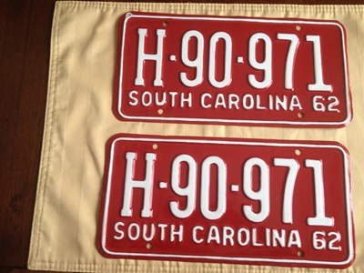 Picture of 1962 South Carolina Truck Pair #H90-971