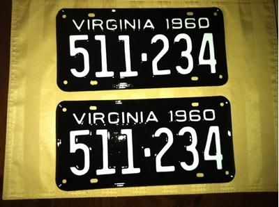 Picture of 1960 Virginia Car Pair #511-234