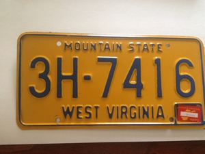 Picture of 1975 West Virginia Car # 3H-7416