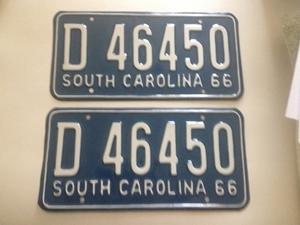 Picture of 1966 South Carolina Car Pair #D46450