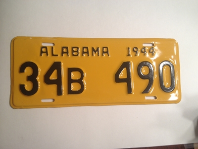 Picture of 1944 Alabama 34B 490