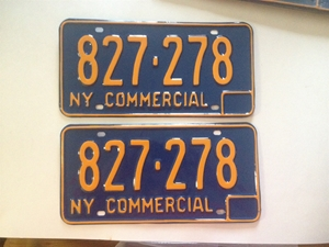 Picture of 1966-73 New York Truck Pair #827-278