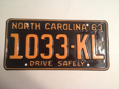 Picture of 1963 North Carolina Truck #1033-KL