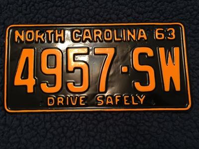 Picture of 1963 North Carolina Truck #4957-SW