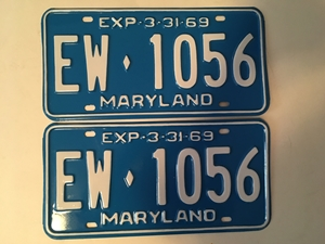 Picture of 1969 Maryland Car #EW-1056