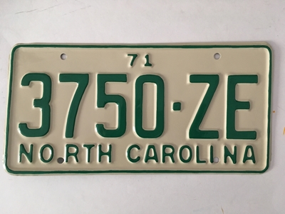 Picture of 1971 North Carolina Truck  #3750-ZE