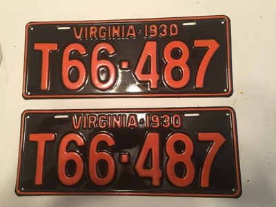 Picture of 1930 Virginia Truck #T66-487