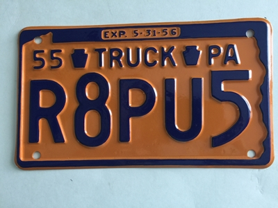 Picture of 1955 Pennsylvania #R8PU5