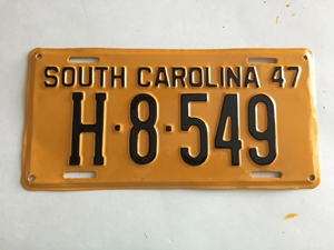Picture of 1947 South Carolina Truck #H-8549