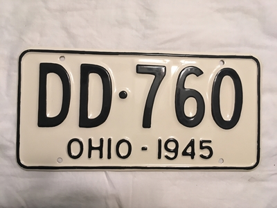 Picture of 1945 Ohio #DD-760