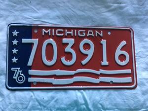 Picture of 1976 Michigan #703916
