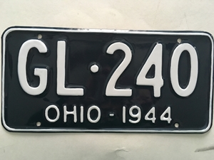 Picture of 1944 Ohio #GL-240