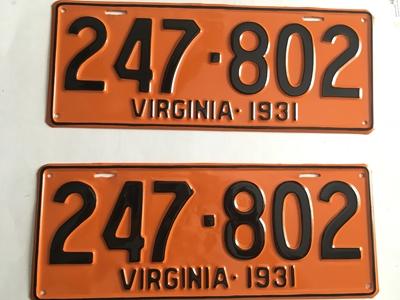 Picture of 1931 Virginia Car #247.802