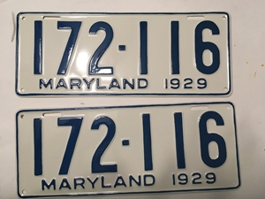 Picture of 1929 Maryland Car Pair #172-116
