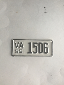 Picture of 1955 Virginia Motorcycle #1506