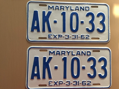 Picture of 1962 Maryland Truck Car Pair #AK-10-33