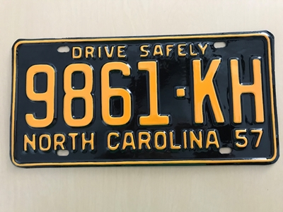 Picture of 1957 North Carolina Truck #9861KH