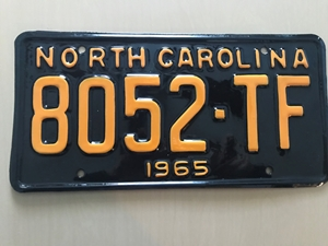 Picture of 1965 North Carolina Truck #8052-TF