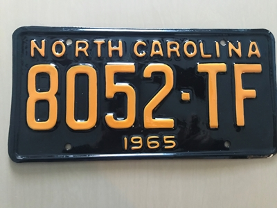 Picture of 1965 North Carolina Truck #8052-TF