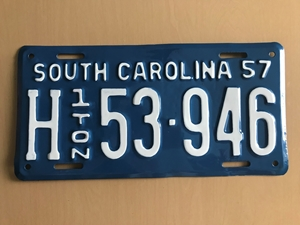 Picture of 1957 South Carolina Truck #H53-946