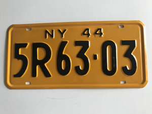 Picture of 1944 New York #5R63-03