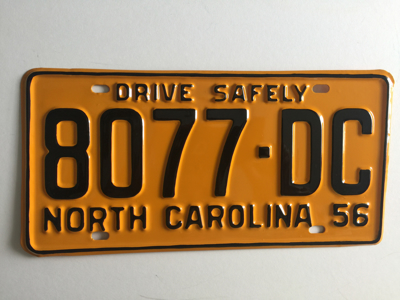 Picture of 1956 North Carolina Truck #8077-DC