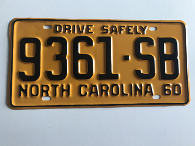 Picture of 1960 North Carolina Truck #9361-SB