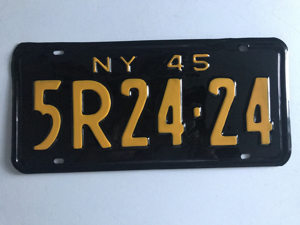 Picture of 1945 New York #5R24-24