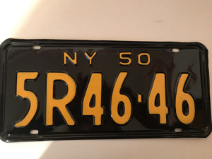 Picture of 1950 New York #5R46-46