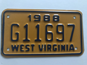 Picture of 1988 West Virginia #G11697