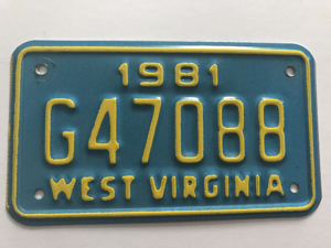 Picture of 1981 West Virginia #G47088
