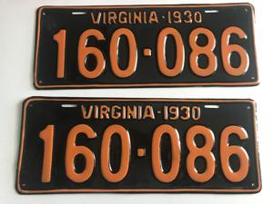 Picture of 1930 Virginia Car Pair # 160-086