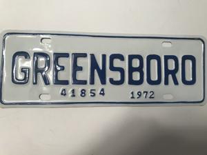 Picture of 1972 Greensboro strip