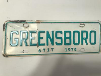Picture of 1974 Greensboro strip