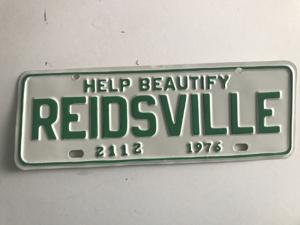 Picture of 1976 Reidsville strip