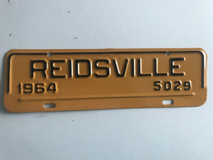 Picture of 1964 Reidsville strip