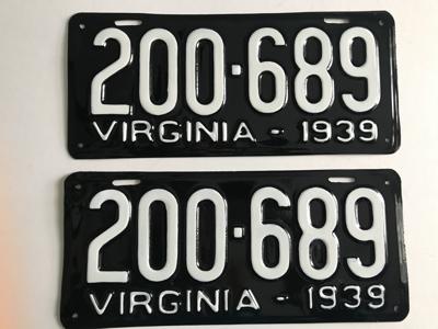 Picture of 1939 Virginia Car Pair #200-689